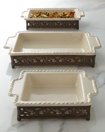 Ceramic Bakers
