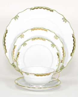 "Herend ""Princess Victoria"" Dinnerware"