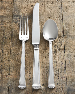 "Wallace Silversmiths 66-PIece ""Pantheon""  Sterling-Silver Flatware Service"