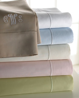 SFERRA Marcus Collection Solid-Color Sheet Sets