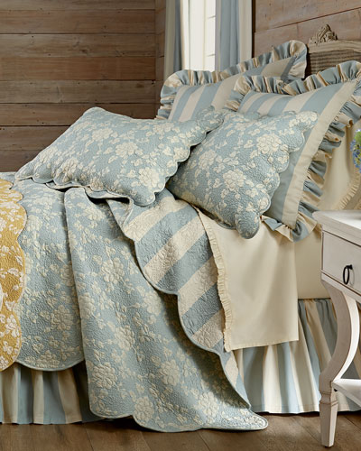 Pine Cone Hill Madeline Floral Quilt