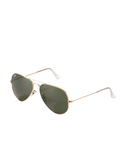 Ray-Ban Teardrop Aviator Sunglasses