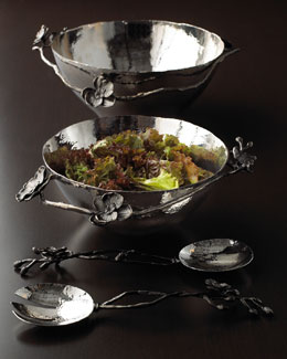 Michael Aram Black Orchid Bowls & Servers