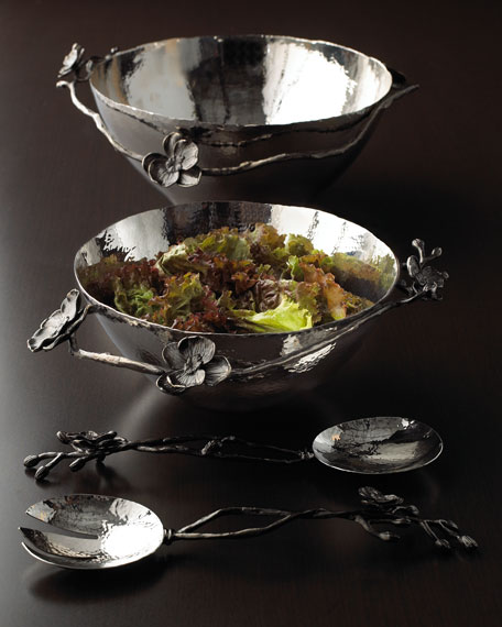 Michael Aram Medium Black Orchid Bowl