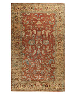 """Thompson"" Oushak Rug"