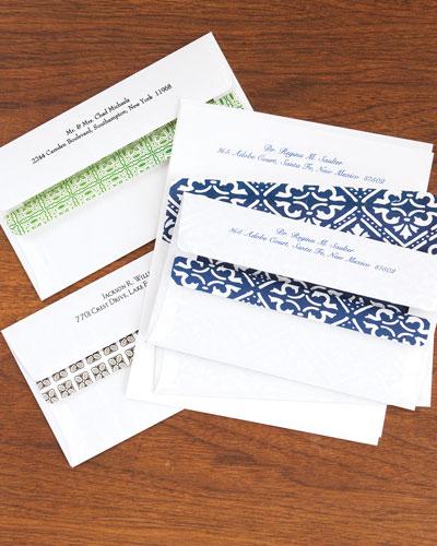 Self-Seal Envelopes & Printed Sheets