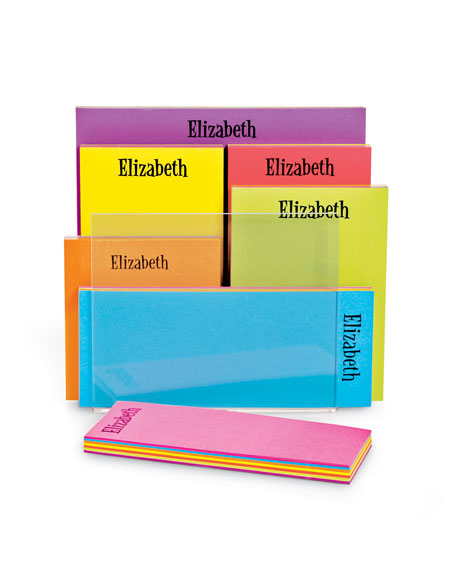 THE CHATSWORTH COLLECTION Rainbow Pad Set