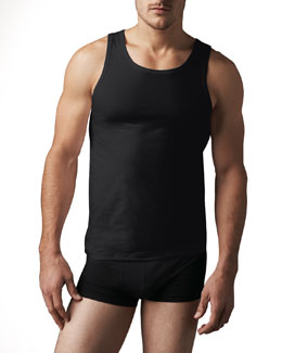 Hanro Cotton Superior Tank & Boxers