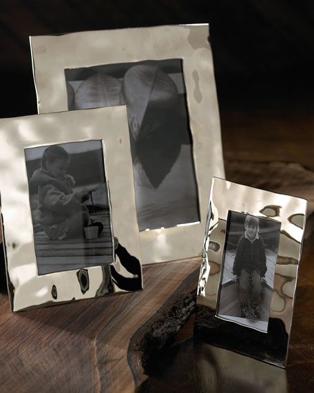 "Reflective Water 4"" x 6"" Photo Frame"