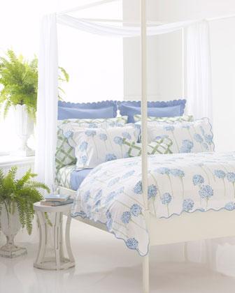 Charlotte Bedding & Madison Bamboo-Lattice 300TC Sheets