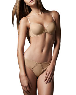La Perla Nature T-Shirt Bra & Nature Thong
