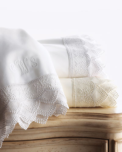 "Matouk ""Margo"" Sheet Sets"