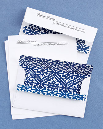 Self-Seal Envelopes