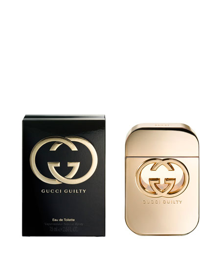 Gucci Fragrance Guilty Eau de Toilette, 2.5 oz.