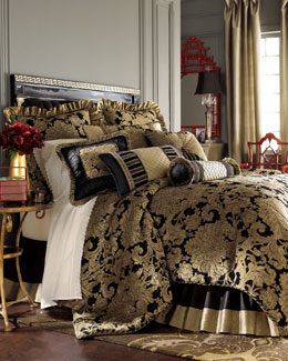 "Pacific Coast Home Furnishings ""Sienna"" Bed Linens"
