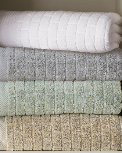 Wamsutta Mills Subway Tile Towels
