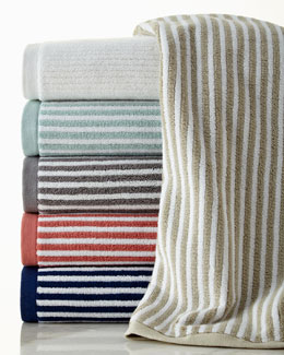 "Kassatex ""Linea"" Towels"