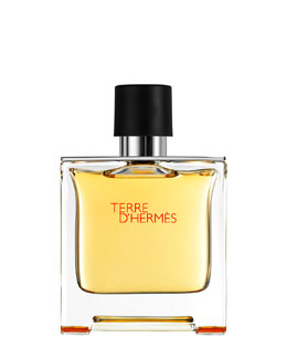 Hermes Terre d'Hermès – Pure perfume natural spray, 2.5 oz, 6.7 oz