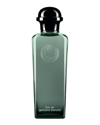 Eau de gentiane blanche – Eau de cologne natural spray, 3.3 oz