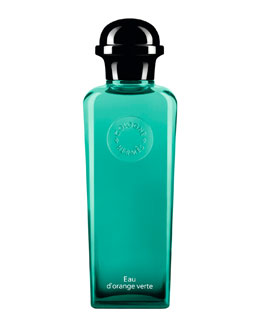 Hermes Eau d'orange verte – Eau de cologne natural spray, 1.6 oz, 3.3 oz