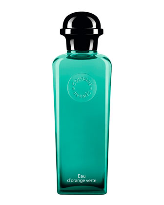 Hermès Eau d'orange verte – Eau de cologne natural spray, 1.6 ...