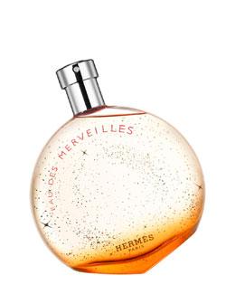 Hermes Eau des Merveilles – Eau de toilette natural spray, 1.6 oz, 3.3 oz