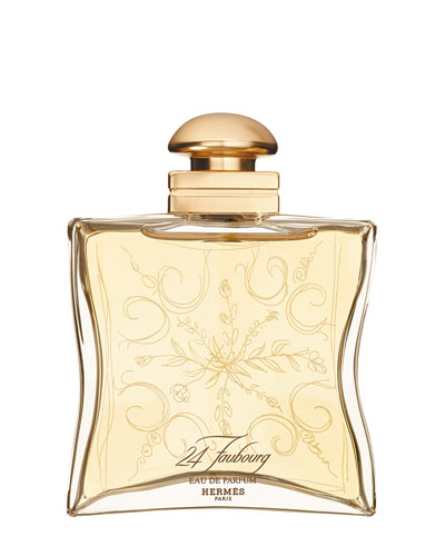 Hermes 24 Faubourg – Eau de parfum natural spray, 1.6 oz, 3.3 oz