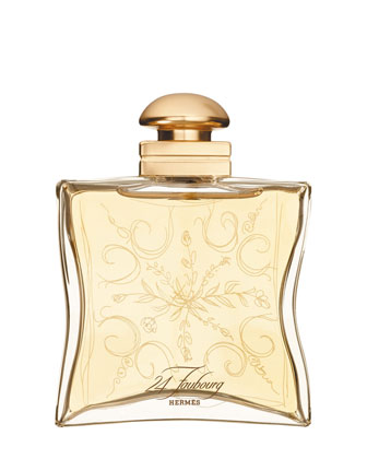 Hermès 24 Faubourg – Eau de toilette natural spray, 1.6 oz, 3.3 ...