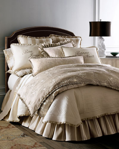 "French Laundry Home ""Maxine"" Bed Linens"