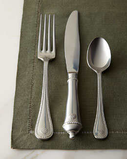 "Juliska 20-Piece ""Berry & Thread"" Flatware Service"