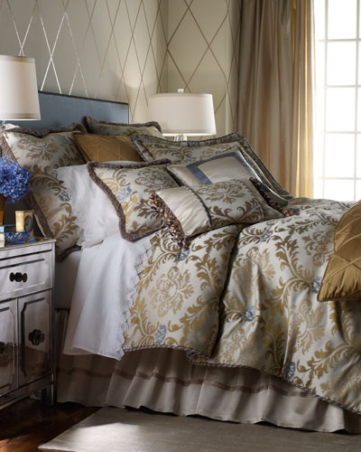Dian Austin Couture Home Azul Bed Linens