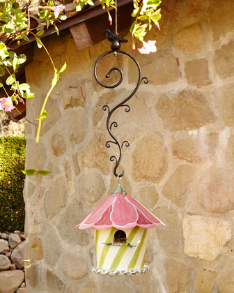 Birdhouses & Birdhouse Hook