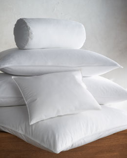 Down Pillows & Shaped Pillows