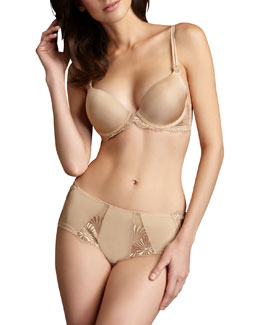 Wacoal Rare Beauty Push-Up Bra & Bikini Briefs