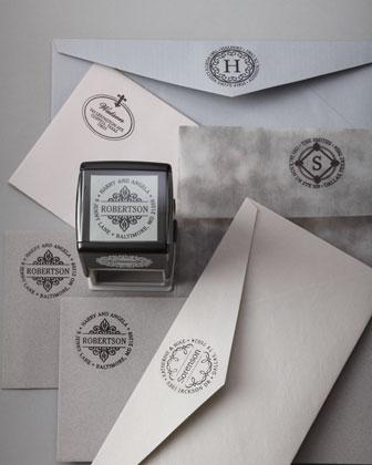 Motif Custom Ink Stamps