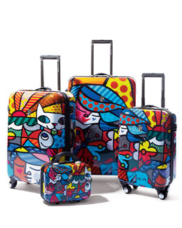 "Heys ""Britto Garden"" Luggage Collection"