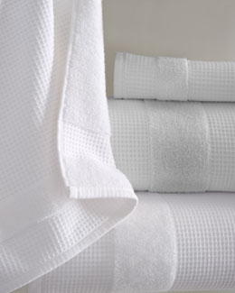 "Kassatex ""Hotel"" Towels"