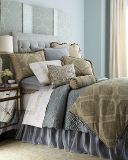 """AMITY IMPORTS """"Martinique"""" Bed Linens"""