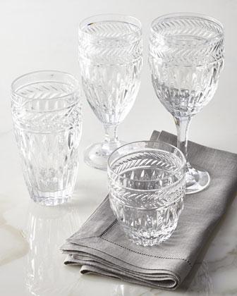 Symphony Crystal Glassware