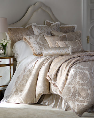 """Isabella Collection by Kathy Fielder """"Darby"""" Bed Linens"""