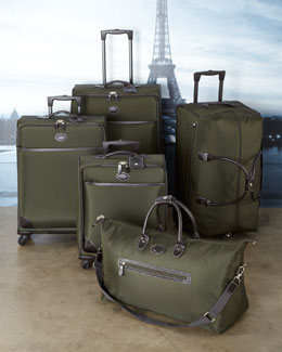 "Bric's Olive ""Pronto"" Luggage"
