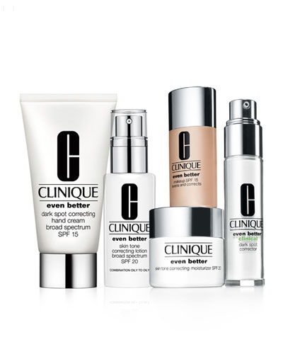 Clinique Even Better Skin Care Collection