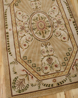 """""""Owl Branches"""" Rug"""