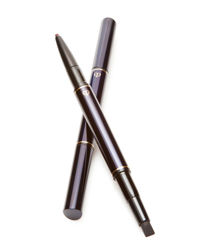 Cle de Peau Beaute Eye Liner Pencil & Holder