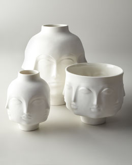 """Jonathan Adler """"Dora Maar"""" Vases & Bowl"""