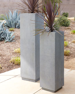 Modern Square Planters