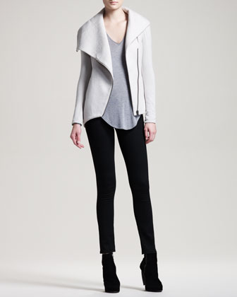 Soft Zip Sweatshirt from neimanmarcus.com