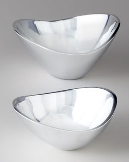 "Nambe ""Butterfly"" Bowl"