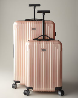 "Rimowa North America Pearl Rose ""Salsa Air"" Hardside Luggage"