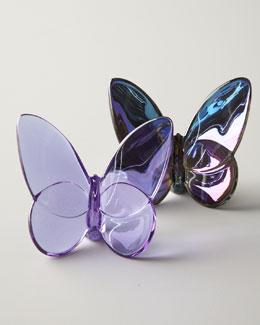 """Baccarat """"Lucky"""" Butterflies"""